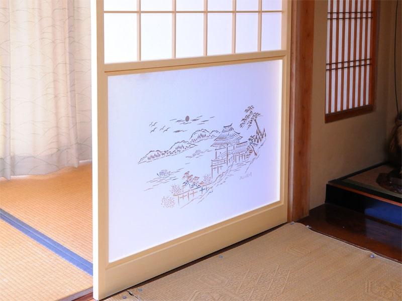 石山ノ秋ノ月(イシヤマノアキノツキ)